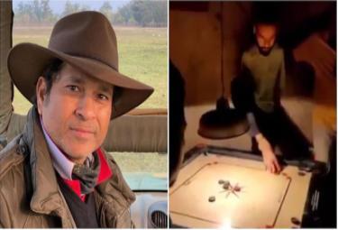Sachin Tendulkar Shares A Video Which Goes Viral In Social Media - Sakshi