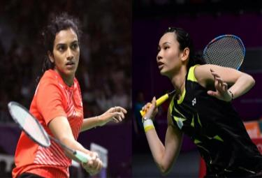 Tokyo Olympics: Pv Sindhu Meets Semi Final Against Tai Tzu Ying - Sakshi