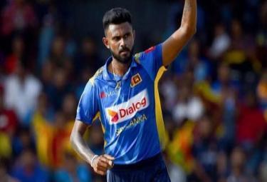 Sri Lanka Star Cricketer Isuru Udana Retires From International Cricket - Sakshi