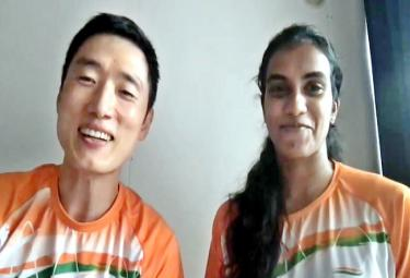 Tokyo Olympics: PV Sindhu Words About Winning Historic Bronze - Sakshi