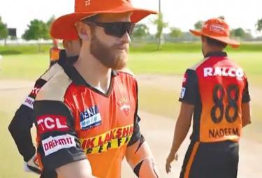 IPL 2021: SRH Practice Match Ahead Game Against DC Watch - Sakshi