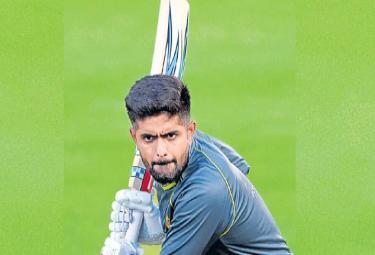T20 World Cup 2021 Ind Vs Pak: Babar Azam Comments Match Against India - Sakshi