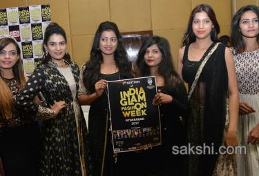 INDIA GLAM CURTAIN RAISER AT THE PARK HOTEL SOMAJIGUDA