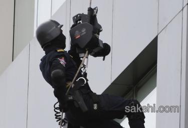 anti terror squad OCTOPUS