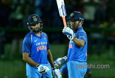 india vs sri lanka 3rd odi india win by 6 wickets
