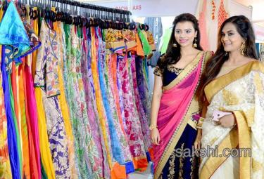 Chenatha Expo at Sri Satya Sai Nigamam