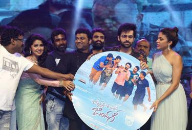 vunnadhi okate zindagi audio release photos