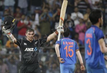 newzealand won first ODI