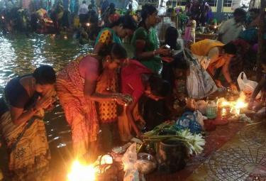 Karthika Masam 2017 in Telugu