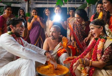 Naga Chaitanya Samantha Pre-Wedding Photos