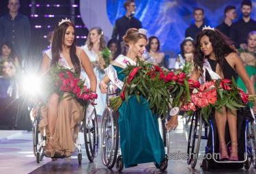 Poland Miss Wheelchair World