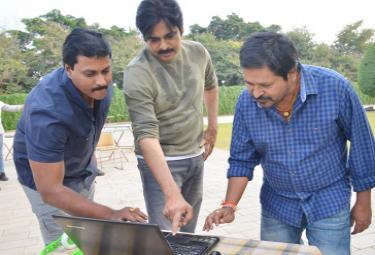 Pawan Kalyan Launches Sunil 2 Countries Teaser - Sakshi - Sakshi