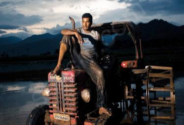 Abhimanyudu Movie Stills  - Sakshi