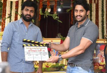 Sharwanand Latest Movie Launch, Sudheer Varma - Sakshi