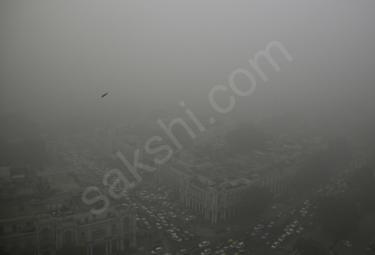 Dense Fog In Delhi - Sakshi