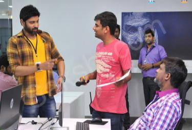 Malli Raava Movie Working Stills - Sakshi