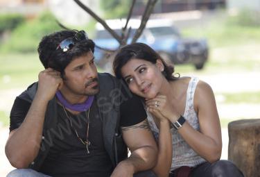 vikram, Samantha Telugu Movie 10 Latest stills - Sakshi
