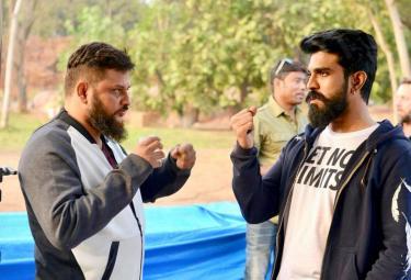 Sye Raa Movie Shooting Started - Sakshi