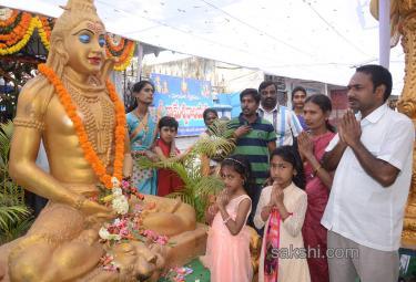 maha shivaratri in andhra pradesh - Sakshi