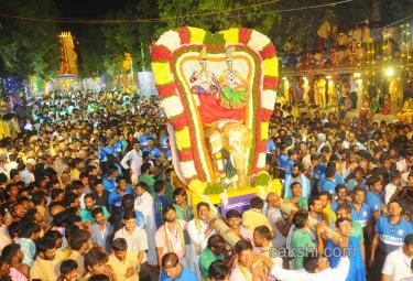 Maha Shivaratri celebrations  - Sakshi