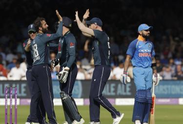 India vs England 2nd ODI Photo Gallery - Sakshi