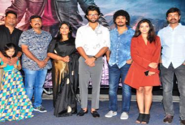 Nuvvu Thopu Raa Teaser Launch Photo Gallery - Sakshi