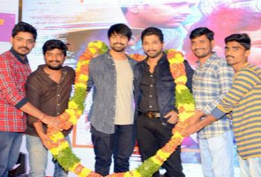 Vijetha Movie Success Meet  - Sakshi