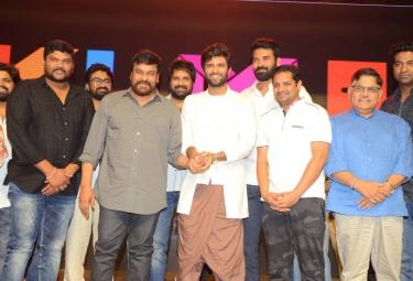 Geetha Govindam Success Celebrations Photo Gallery - Sakshi