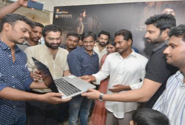 Ys Jagan Released Sumanth Idam Jagat Movie Teaser Photo Gallery - Sakshi