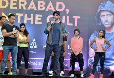 Hrithik Roshan In Hyderabad Photo Gallery - Sakshi