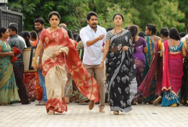 Sailaja Reddy Alludu Movie Stills Photo Gallery - Sakshi