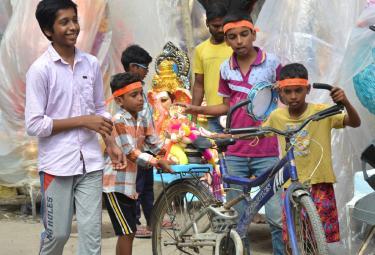 Ganesh Chaturthi in Hyderabad 2018 Photo Gallery - Sakshi