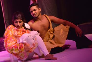 Mantos romantic storie Play at Park Hotel Photo Gallery - Sakshi