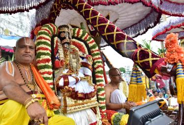 Tirumala Brahmotsavam 2018 Photo Gallery - Sakshi