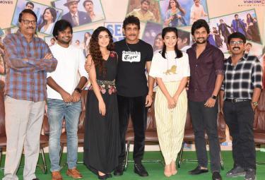Devadas Movie Press Meet Photo Gallery - Sakshi