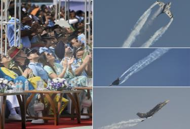 86th Air Force Day Parade 2018 Photo Gallery - Sakshi