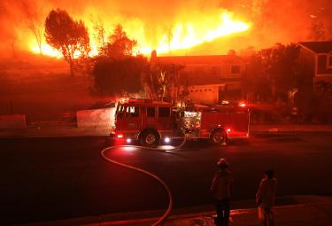 California wildfires Photo Gallery - Sakshi