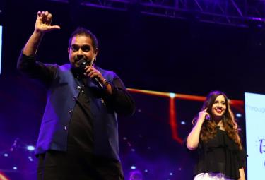 Shankar Mahadevan Music Show In Hyderabad Photo Gallery - Sakshi