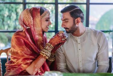 Deepika Padukone Ranveer singh wedding Photo Gallery - Sakshi