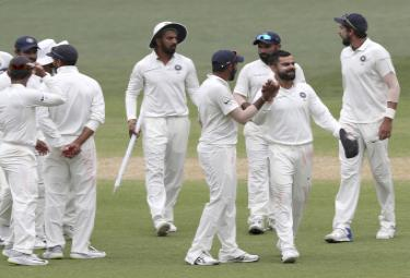 India beat Australia by 31 runs, lead series 1-0 photo Gallery  - Sakshi