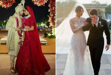 Priyanka Chopra Nick Jonas wedding Photo Gallery - Sakshi