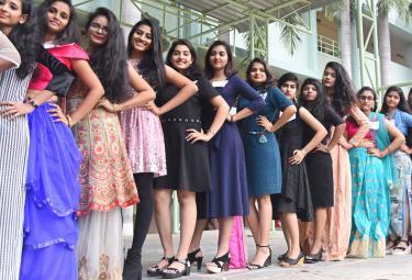 Fashion Show in Vijayawada Photo Gallery - Sakshi