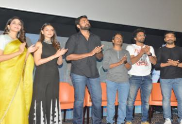 Antariksham 9000 KMPH Movie Trailer Launch  - Sakshi