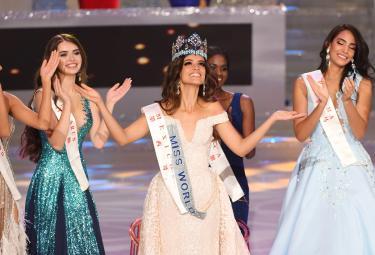 Miss World 2018 is Vanessa Ponce de Leon Photo Gallery - Sakshi