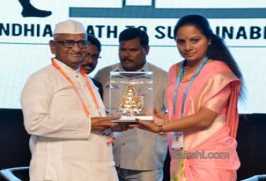 Delegates from 135 nations for Jagruthi youth meet - Sakshi