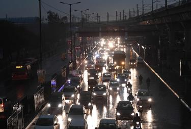Heavy Rain in New Delhi Photo Gallery - Sakshi