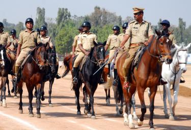 Republic Day Rehearsals At Secunderabad Parade Grounds Photo Gallery - Sakshi