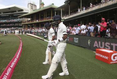 Australia Vs India Test Match in Sydney Photo Gallery - Sakshi