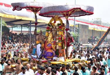 Ratha Saptami in Tirumala Tirupati Photo Gallery - Sakshi