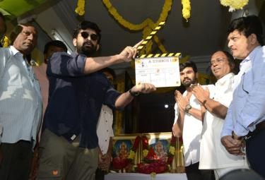 Ratsasan Telugu Remake Launch Stills Photo Gallery - Sakshi